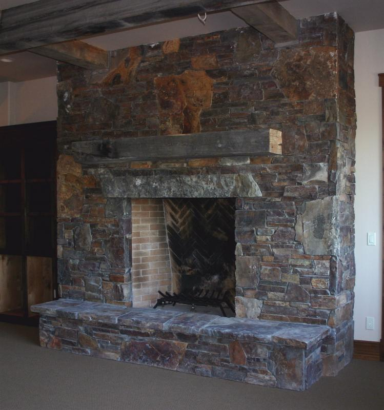 Heritage hearths masonry kalispell montana for Stone fireplace hearth prices